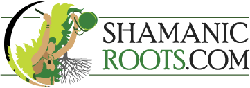 Shamanic Roots logo-homepage