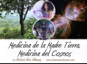 Medicina de la Madre Tierra y del Cosmos