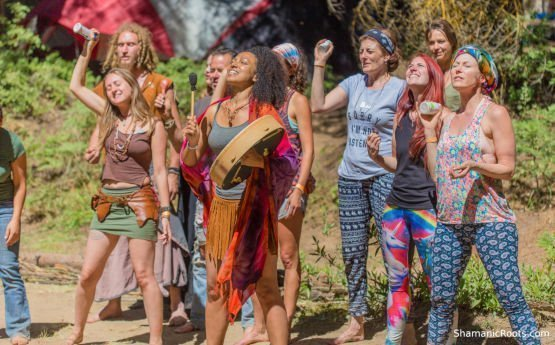 Shamanic Workshop Victoria Vives Khuong